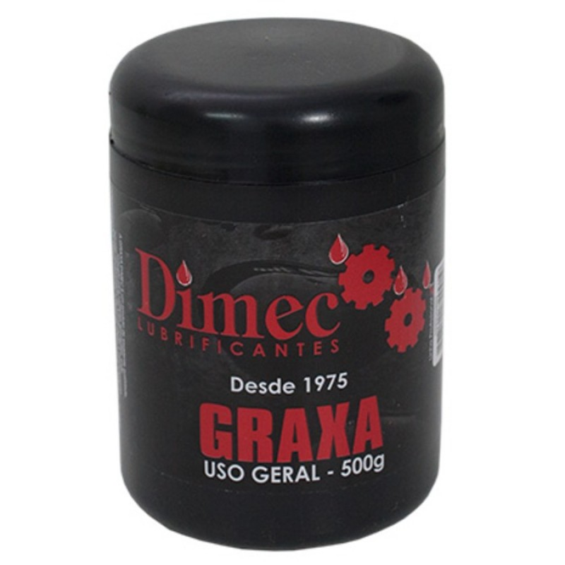 GRAXA USO GERAL 500g (DIMEC)