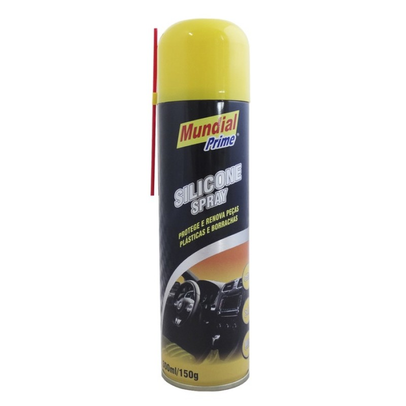SILICONE SPRAY C/300ML (MUNDIAL PRIME)