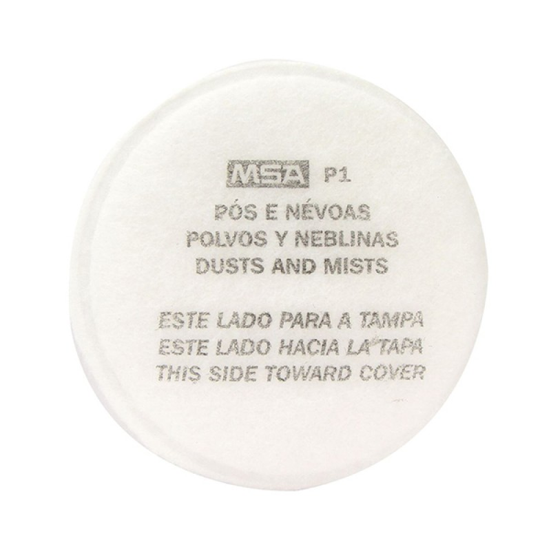 FILTRO 03 FELTRO P/COMFO II REF.297769 POS NEVOAS (MSA)