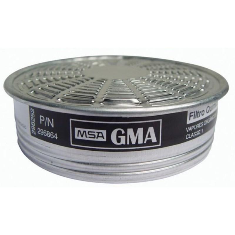 FILTRO 03 GMA P/VAPORES ORG. P/CONFO PLUS 218194 (MSA)