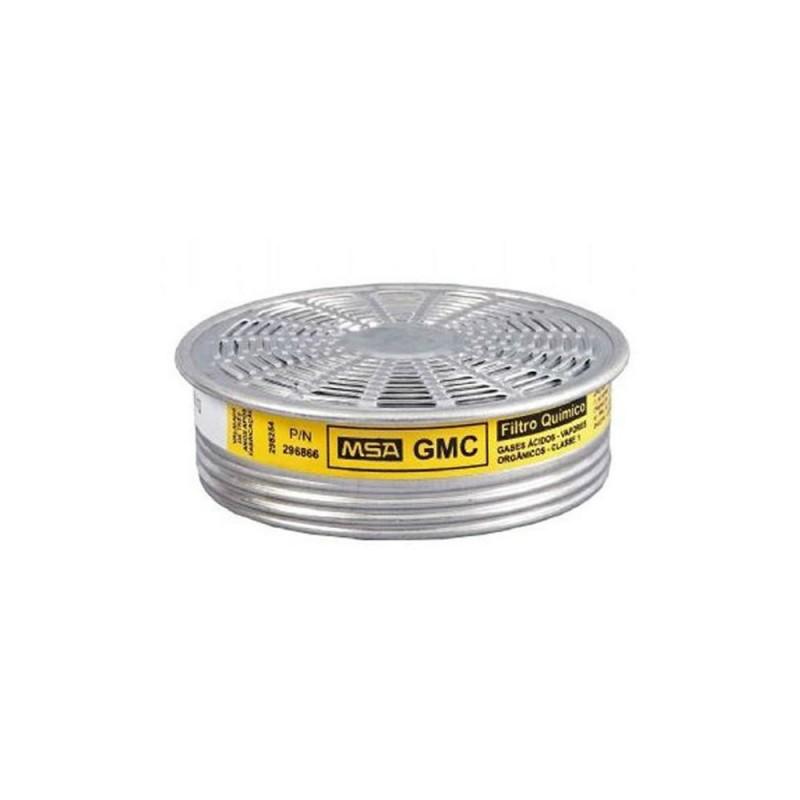 FILTRO 03 GMC P/GASES E V.O COMFO PLUS 218196 (MSA)