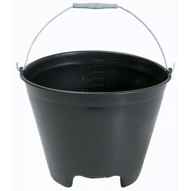 BALDE PLASTICO P/CONCRETO (PLASTCOR)