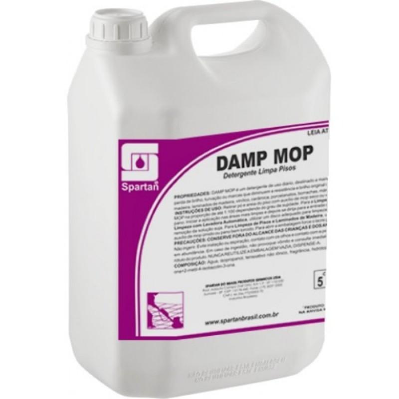 DETERGENTE DAMP MOP  5 LTs (SPARTAN)