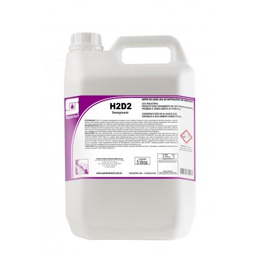 DESENGRAXANTE CONCENTRADO H2D2 5LTs (SPARTAN)
