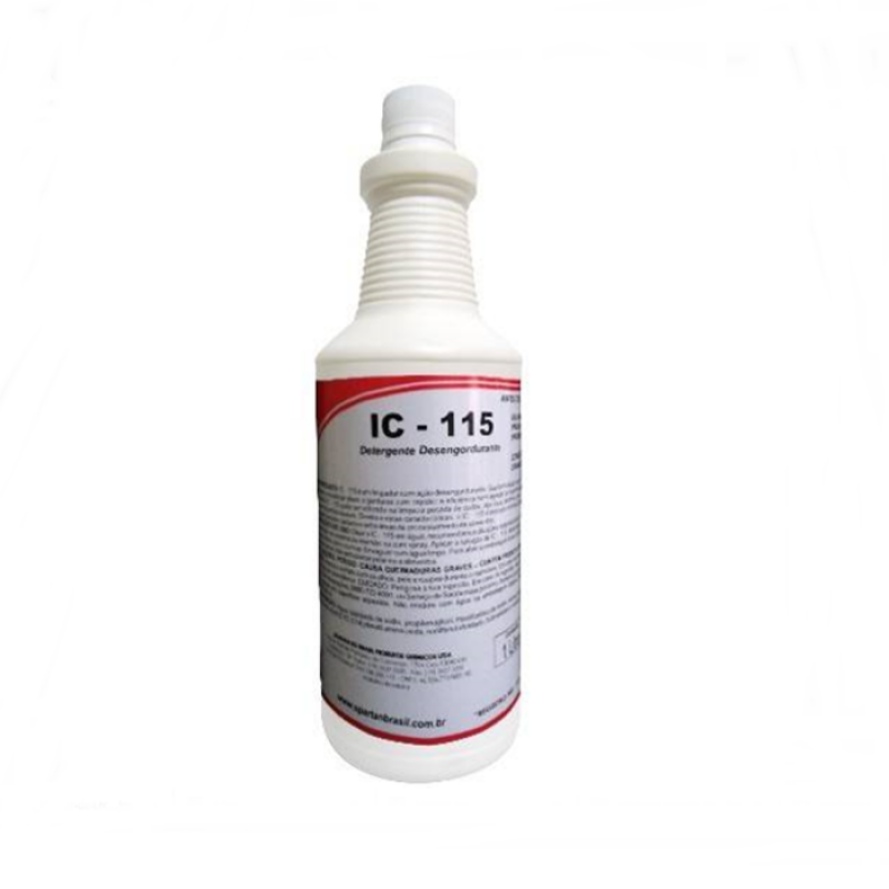 DETERGENTE  E DESENGORDURANTE IC-115 1LT (SPARTAN)